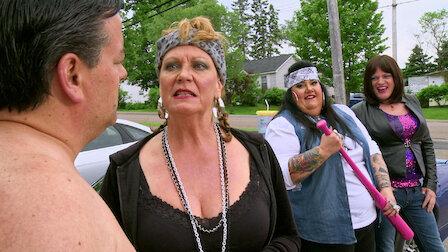 Watch A Three Tiered Sh*t Dyke. Episode 3 of Season 10.