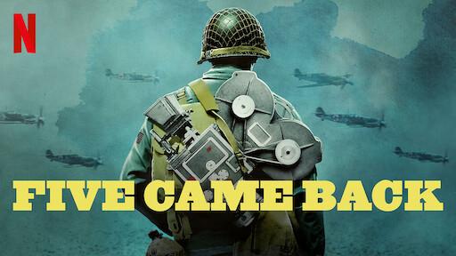 五人歸來:荷里活與第二次世界大戰